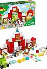 LEGO 10952 Barn, Tractor & Farm Animal Care