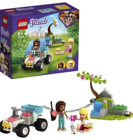 LEGO 41442 Vet Clinic Rescue Buggy