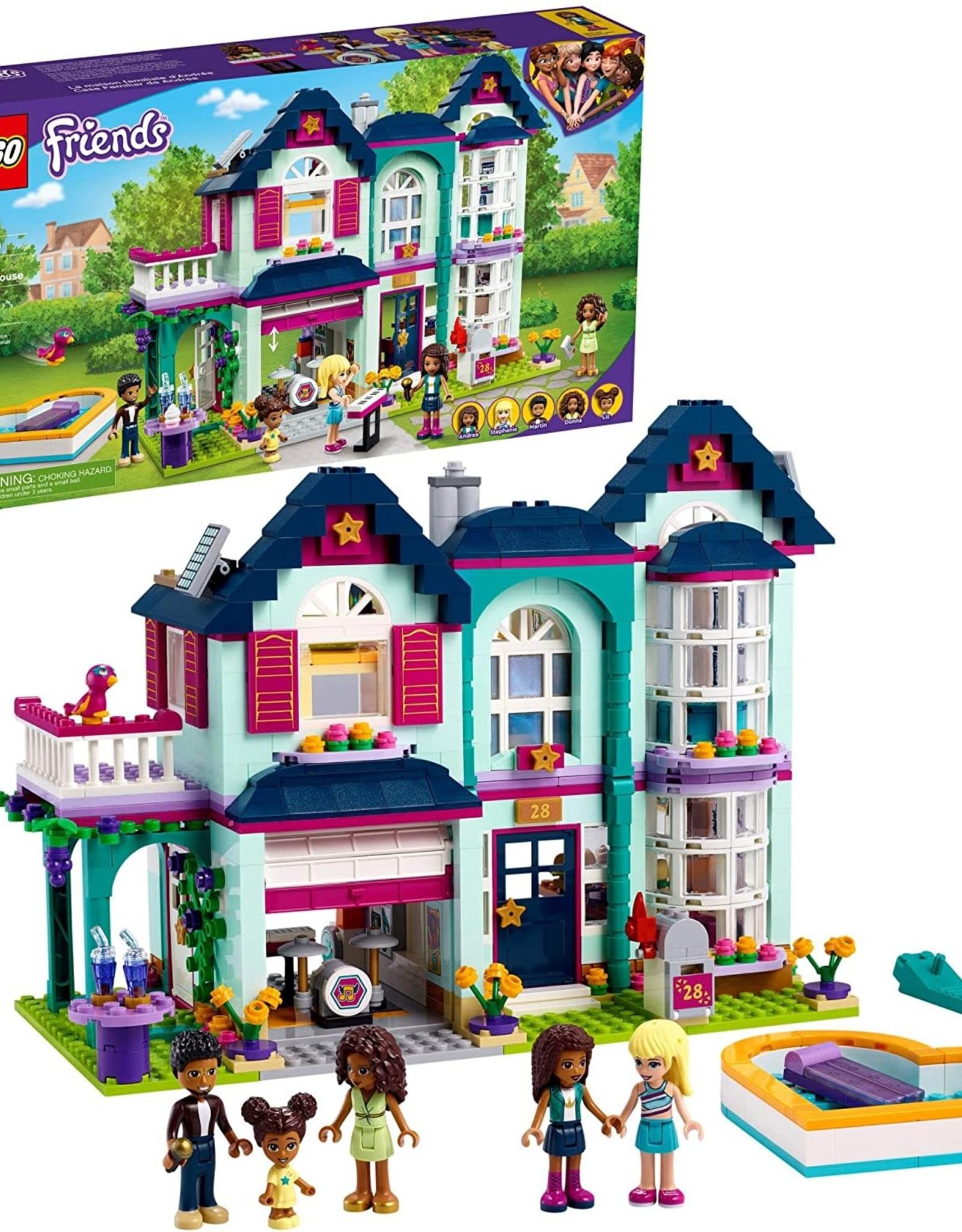 LEGO 41449 Andrea's Family House