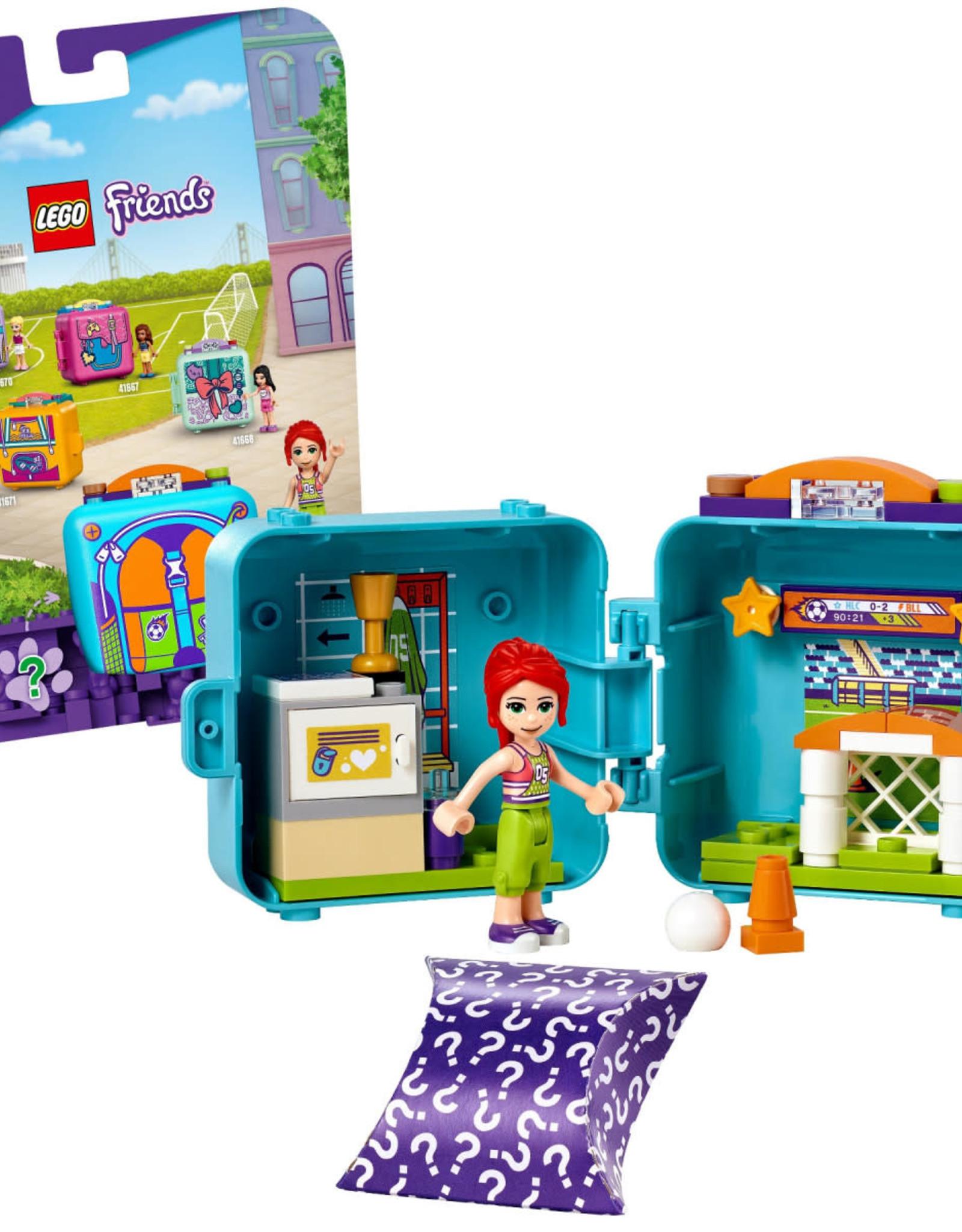 LEGO 41669 Mia's Soccer Cube