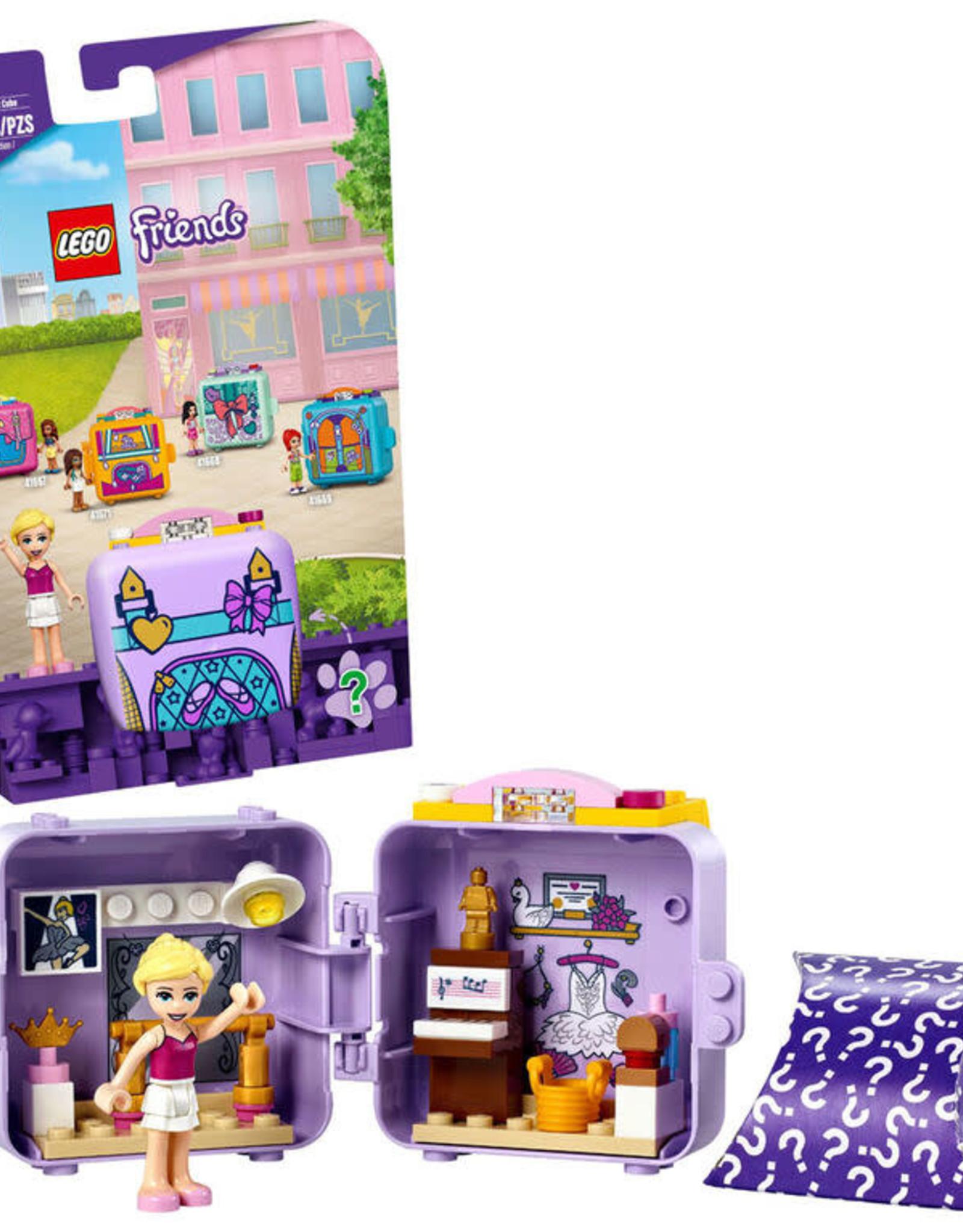 LEGO 41670 Stephanie's Ballet Cube