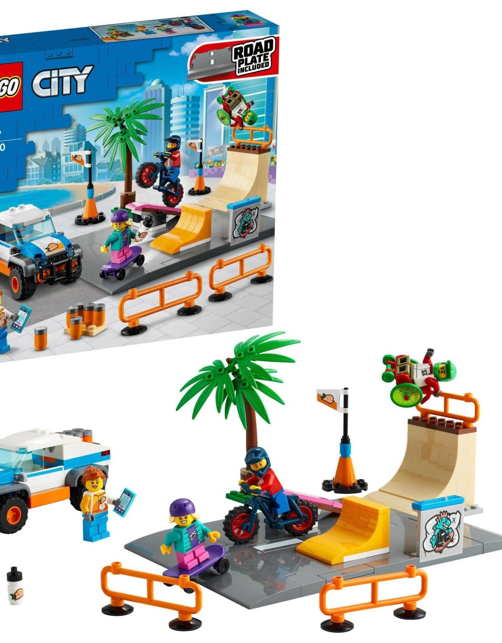 LEGO 60290 Skate Park