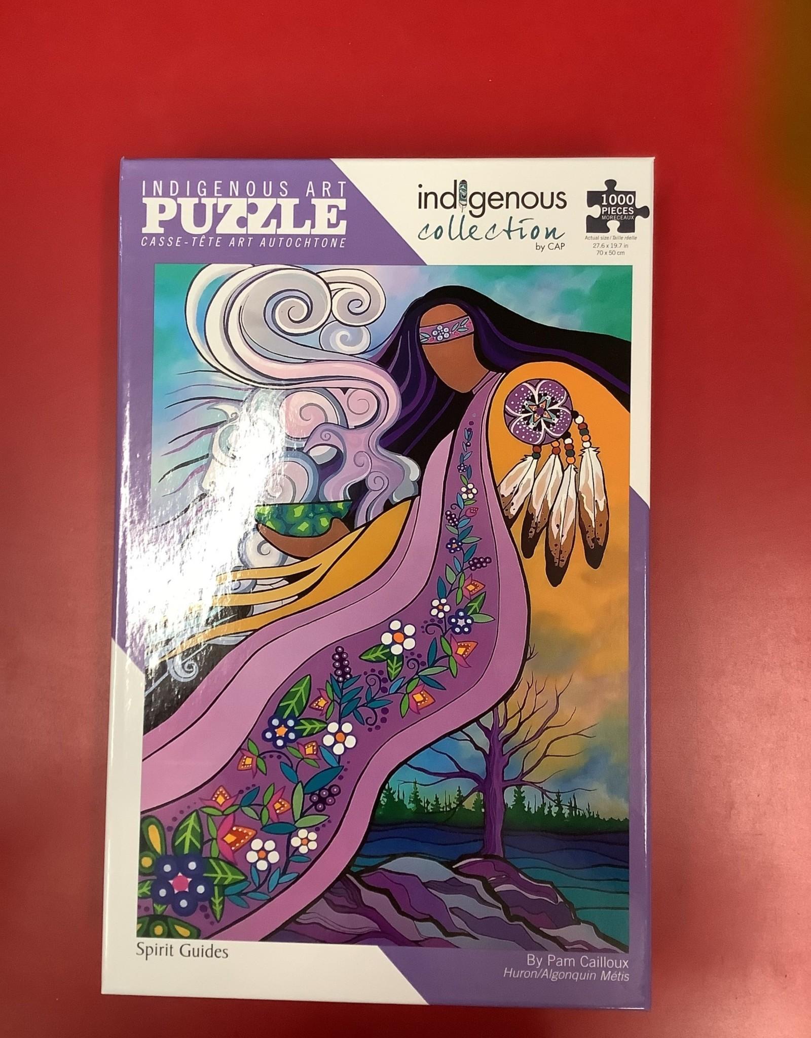 Indigenous Collection by CAP LTP Spirit Guides, 1000pc