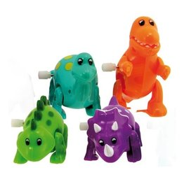 Wind Up Roaming Dinos (Assorted)