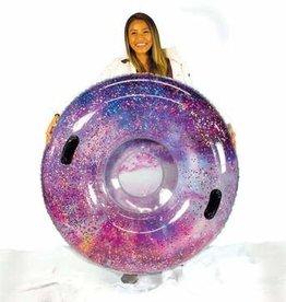 Pool Candy Glitter Galaxy Deep Space Snow Tube