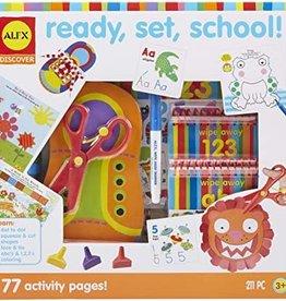 Alex Alex Toys Discover, Ready, Set School