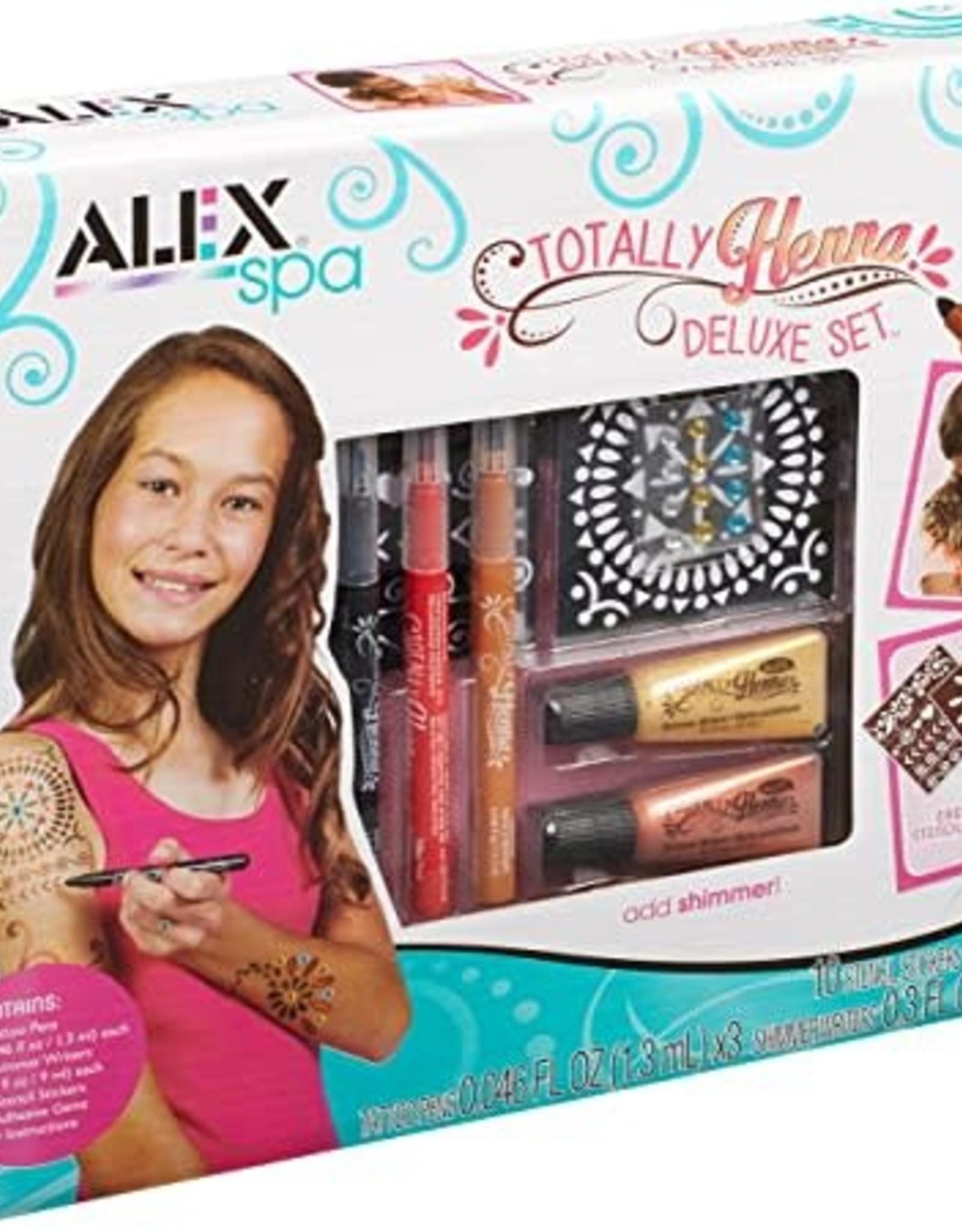 Alex Totally Henna Deluxe Set