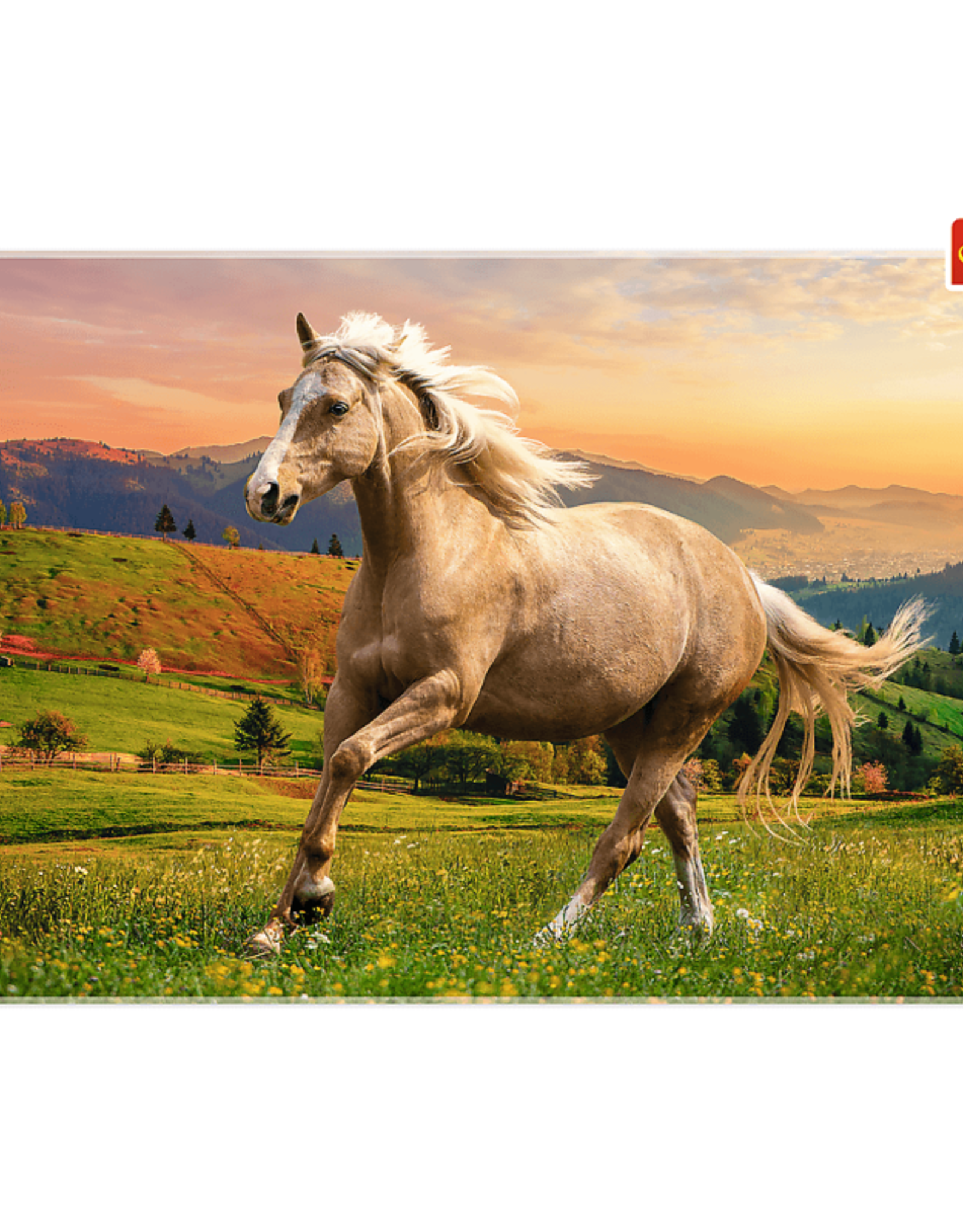 Trefl AFTERNOON GALLOP IN THE SUN 500pc 373967