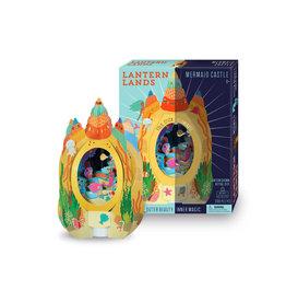 Bright Stripes Lantern Lands - Mermaid Castle