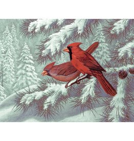 Royal Langnickel PBN Large: Cardinals