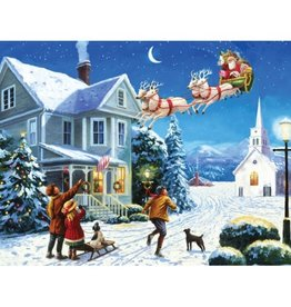 Royal Langnickel PBN Large: Santa's Here