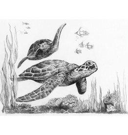 Royal Langnickel Mini Sketching Made Easy: Sea Turtles