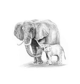 Royal Langnickel Mini Sketching Made Easy: Elephant