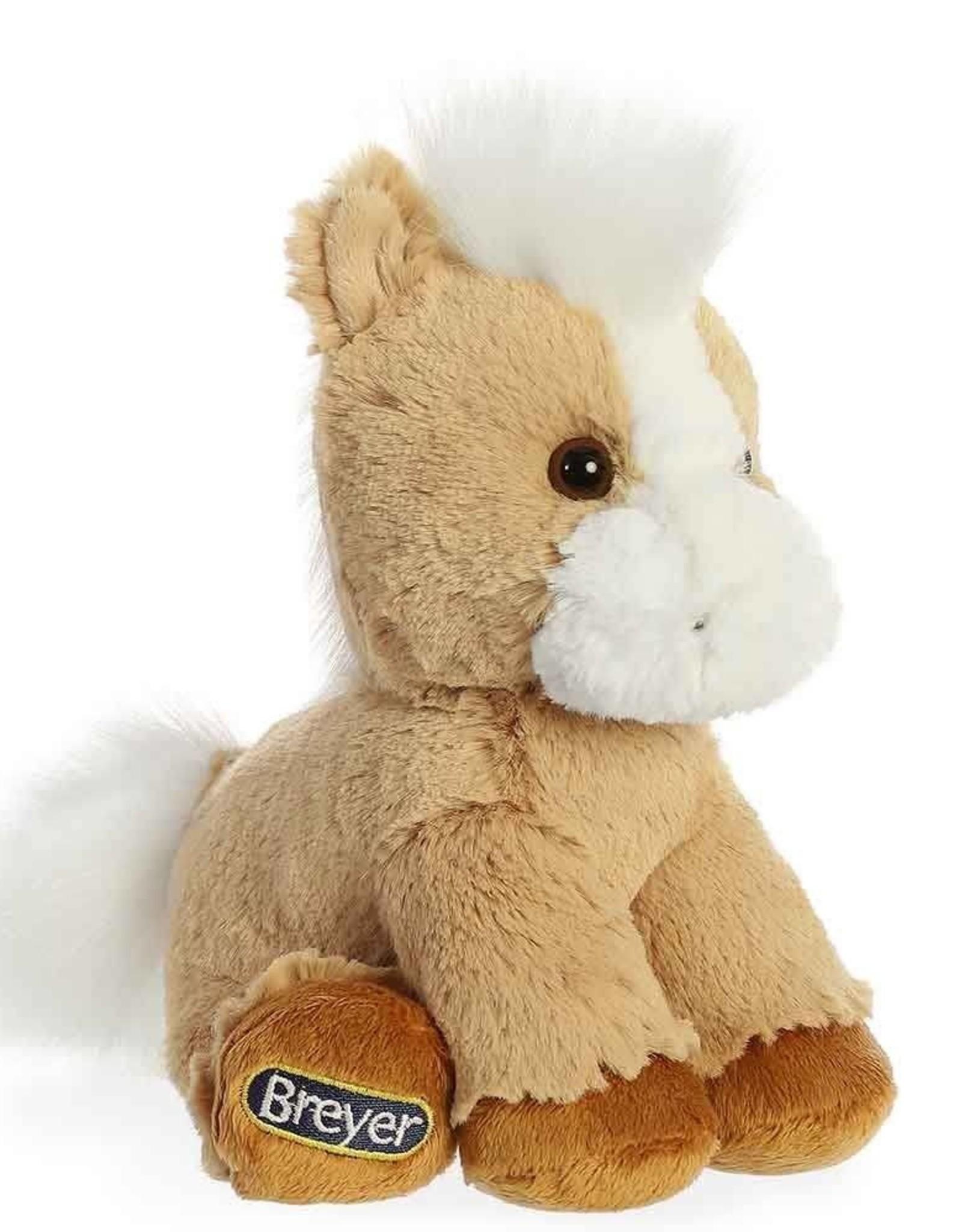 "Aurora Breyer-Palomino Tan Horse 8"""