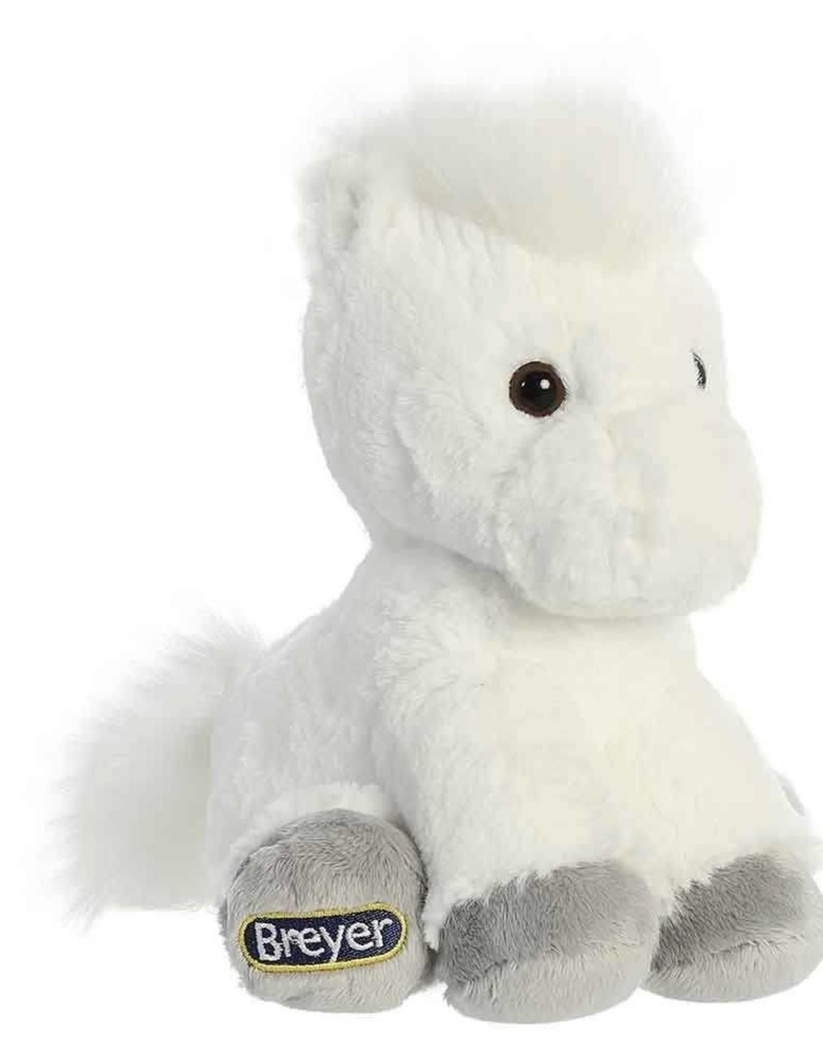"""Aurora Breyer-White Horse 8"""""""