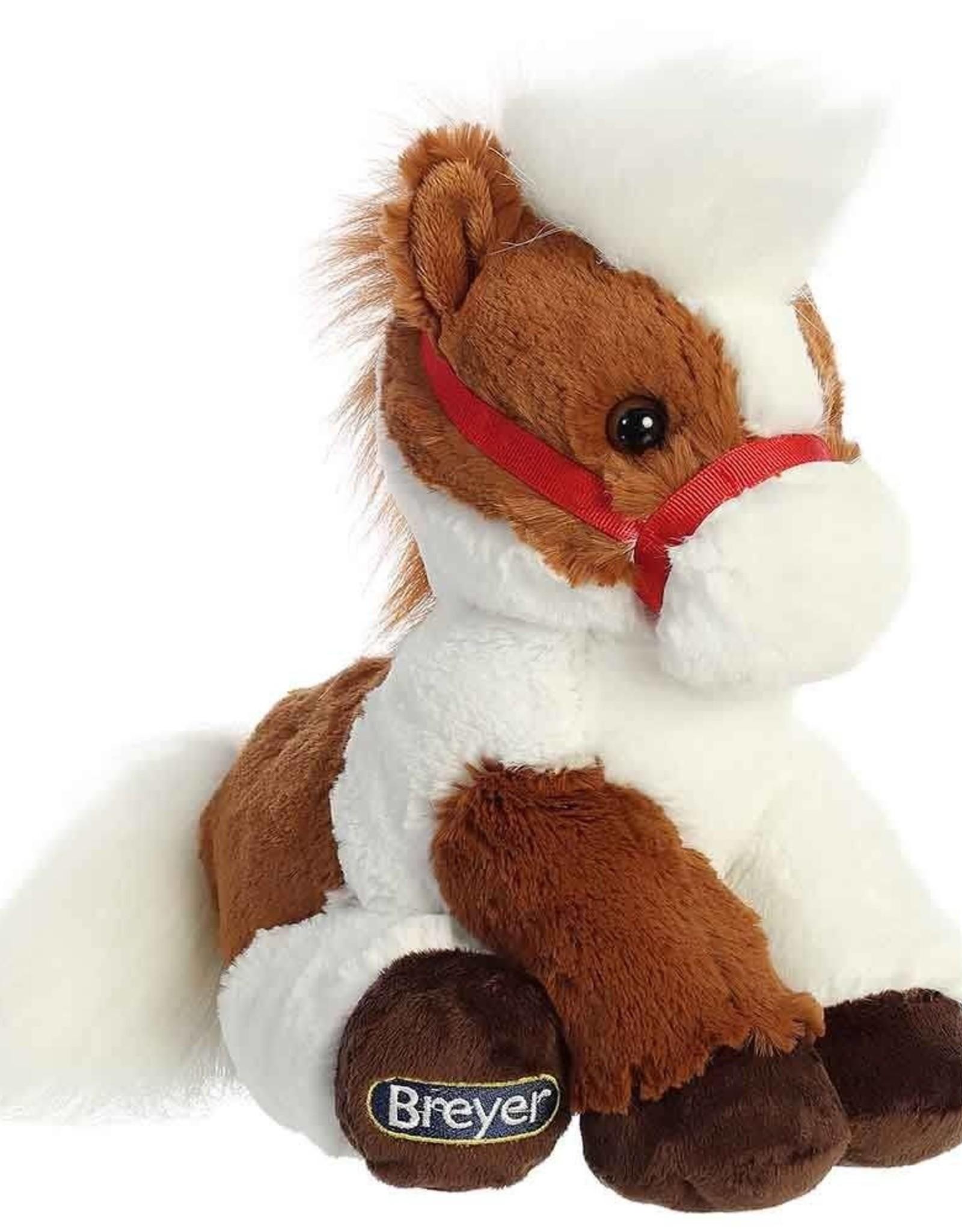"""Aurora Breyer-Pinto Horse 11"""""""