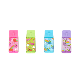OOLY LIL' JUICY BOX SCENTED ERASERS + SHARPENERS