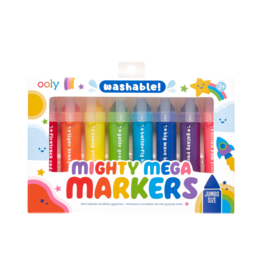 OOLY MIGHTY MEGA MARKERS - SET OF 8