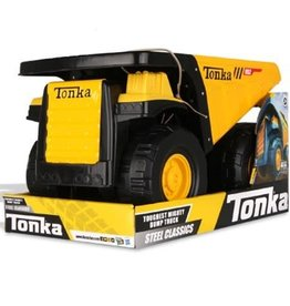 "Tonka 19"" STEEL CLASSICS TOUGHEST MIGHTY DUMP TRUCK"