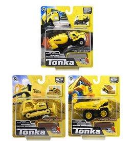 Tonka METAL MOVERS SINGLE PACK ASST (6) BL