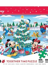 Ceaco 400PC DISNEY TOGETHER CHRISTMAS *HOLIDAY*