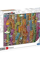 Clementoni 2000PC MORDILLO - THE JUNGLE