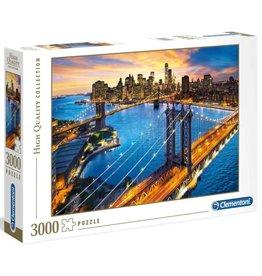 Clementoni 3000PC HQC - NEW YORK