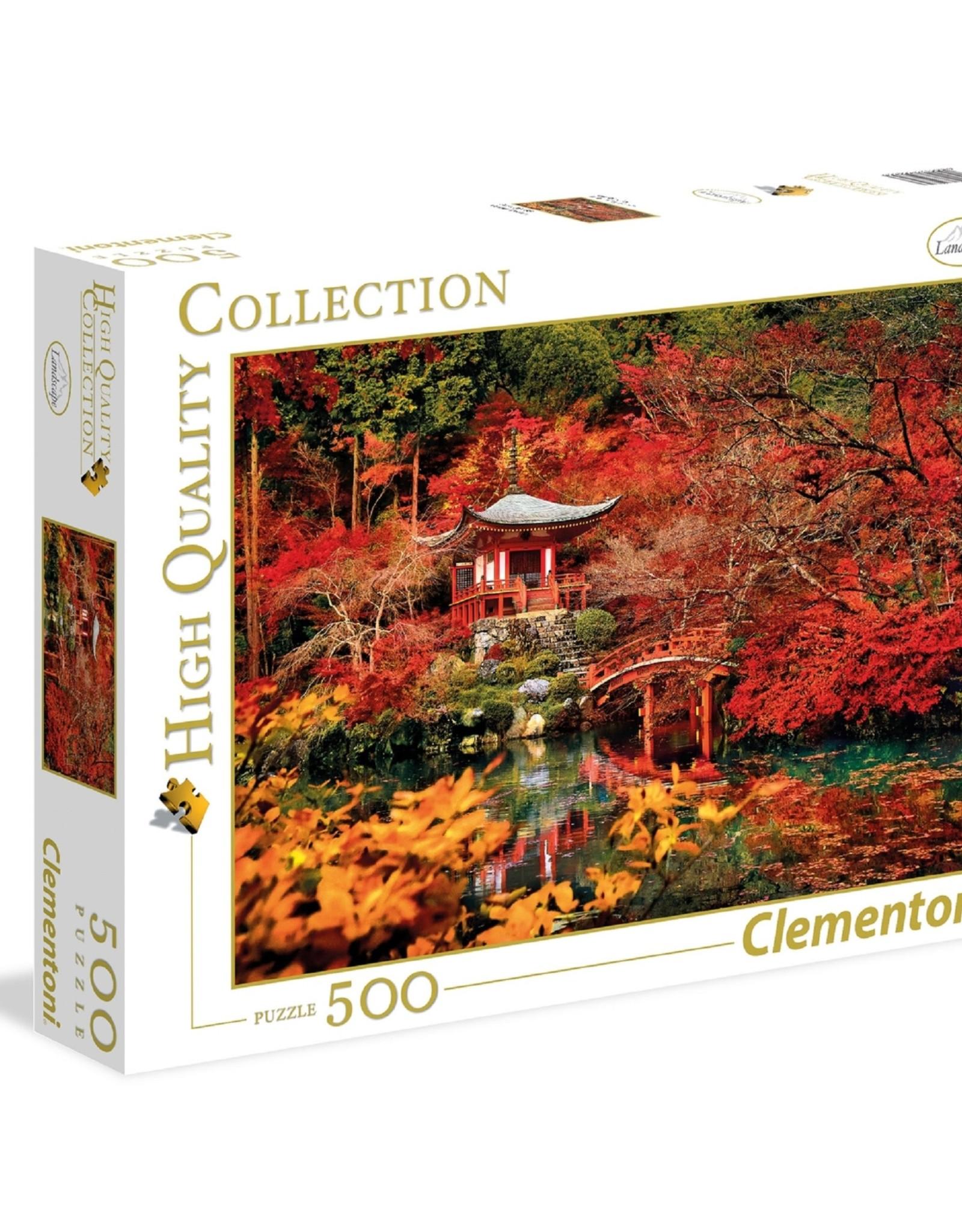 Clementoni 500PC HQC -ORIENT DREAM