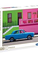 Clementoni 500PC HQC - THE BLUE CAR