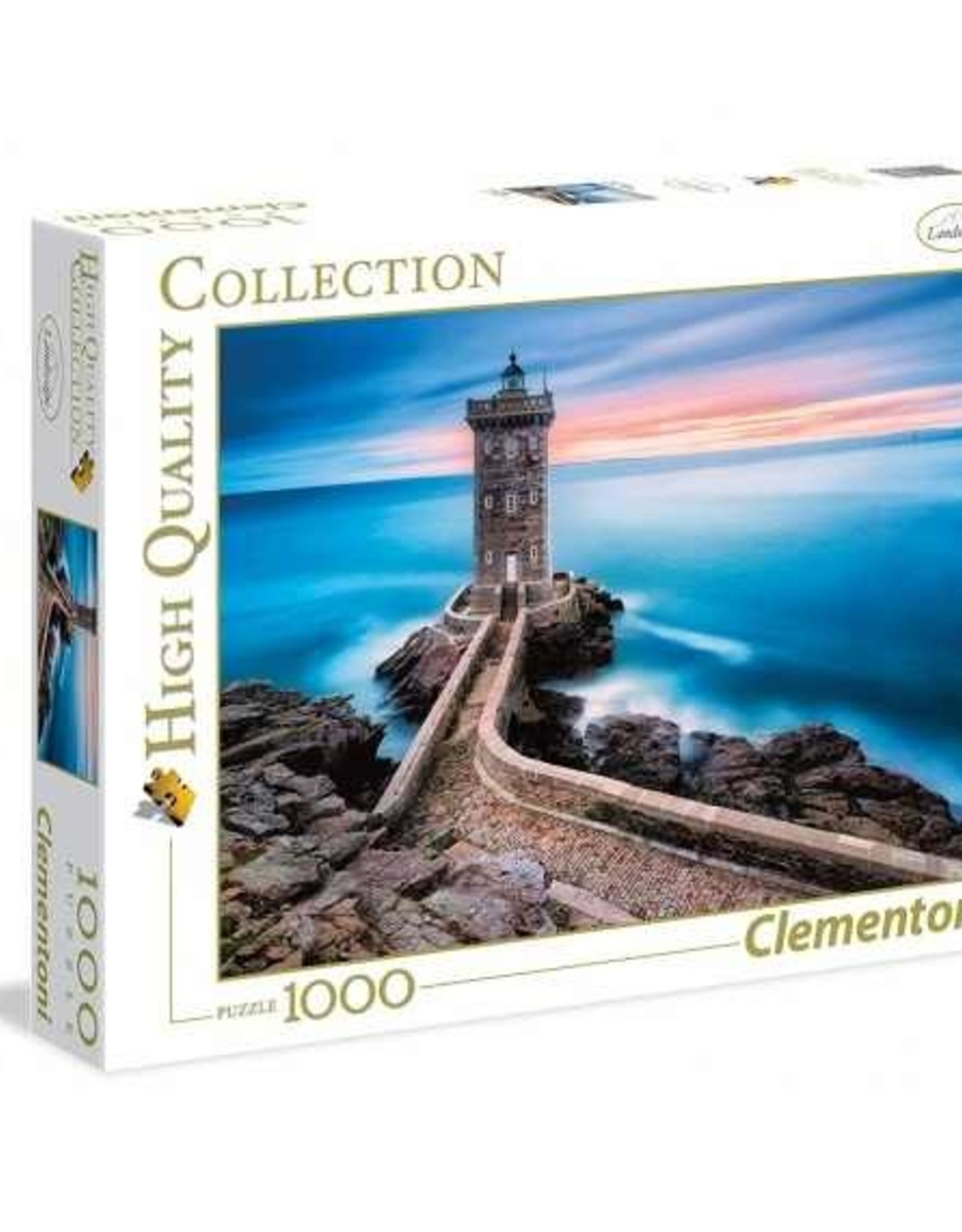 Clementoni 1000PC HQC - THE LIGHTHOUSE
