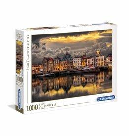 Clementoni 1000PC HQC - DUTCH DREAMWORLD