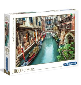 Clementoni 1000PC HQC - VENICE CANAL