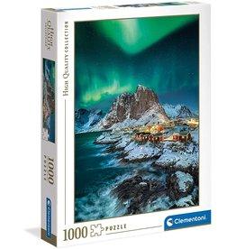Clementoni 1000PC HQC - LOFOTEN ISLANDS