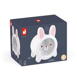 Janod Piggy Bank Rabbit