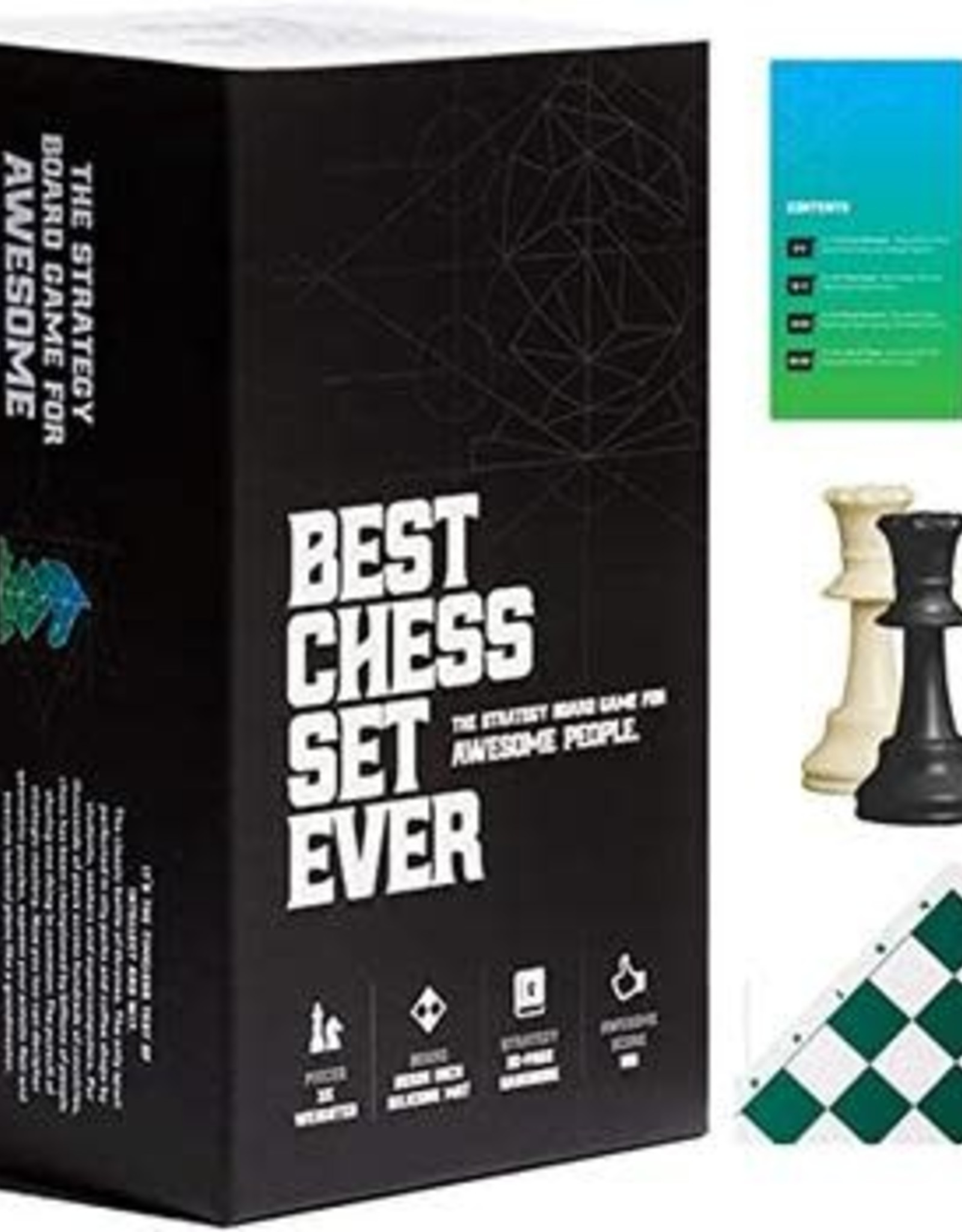 Best Chess Set Ever Best Chess Set Ever (Green)