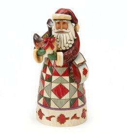 Jim Shore H/O Canadian Santa