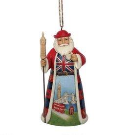 Jim Shore H/O British Santa