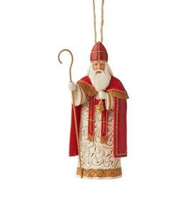 Jim Shore H/O Belgian Santa
