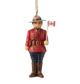 Jim Shore H/O Canadian Nutcracker