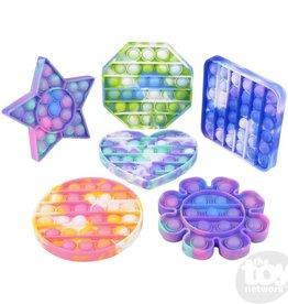 """Bubble Poppers 5"""" Tie Dye (Asst)"""