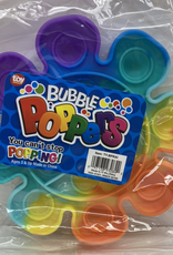"""Bubble Poppers 5"""" Rainbow Icon (Asst Shapes)"""