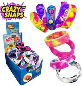 Crazy Snaps Crazy Snaps Fidget Bracelets