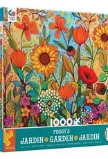 Ceaco 1000PC PEGGY'S GARDEN-GREEN BOX