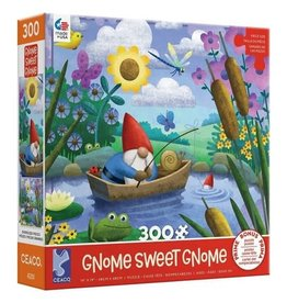 Ceaco 300PC OVERSIZED GNOMES-RED BOX