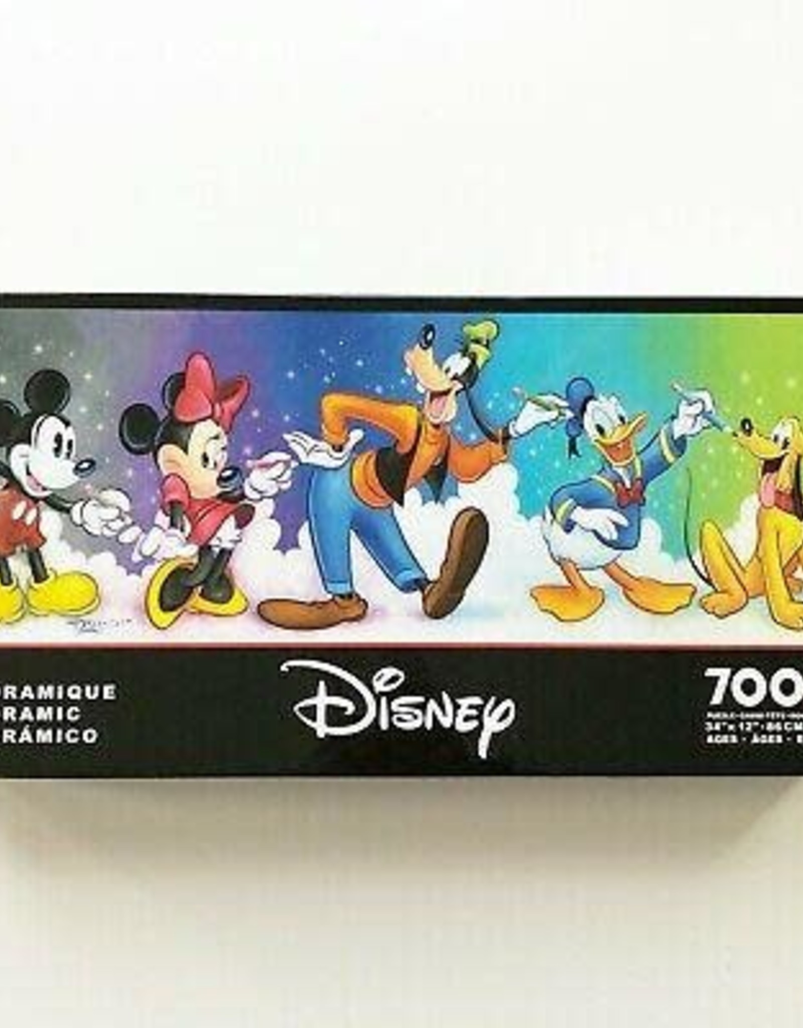 Ceaco 700PC DISNEY PANORAMIC-MICKEY AND THE GANG