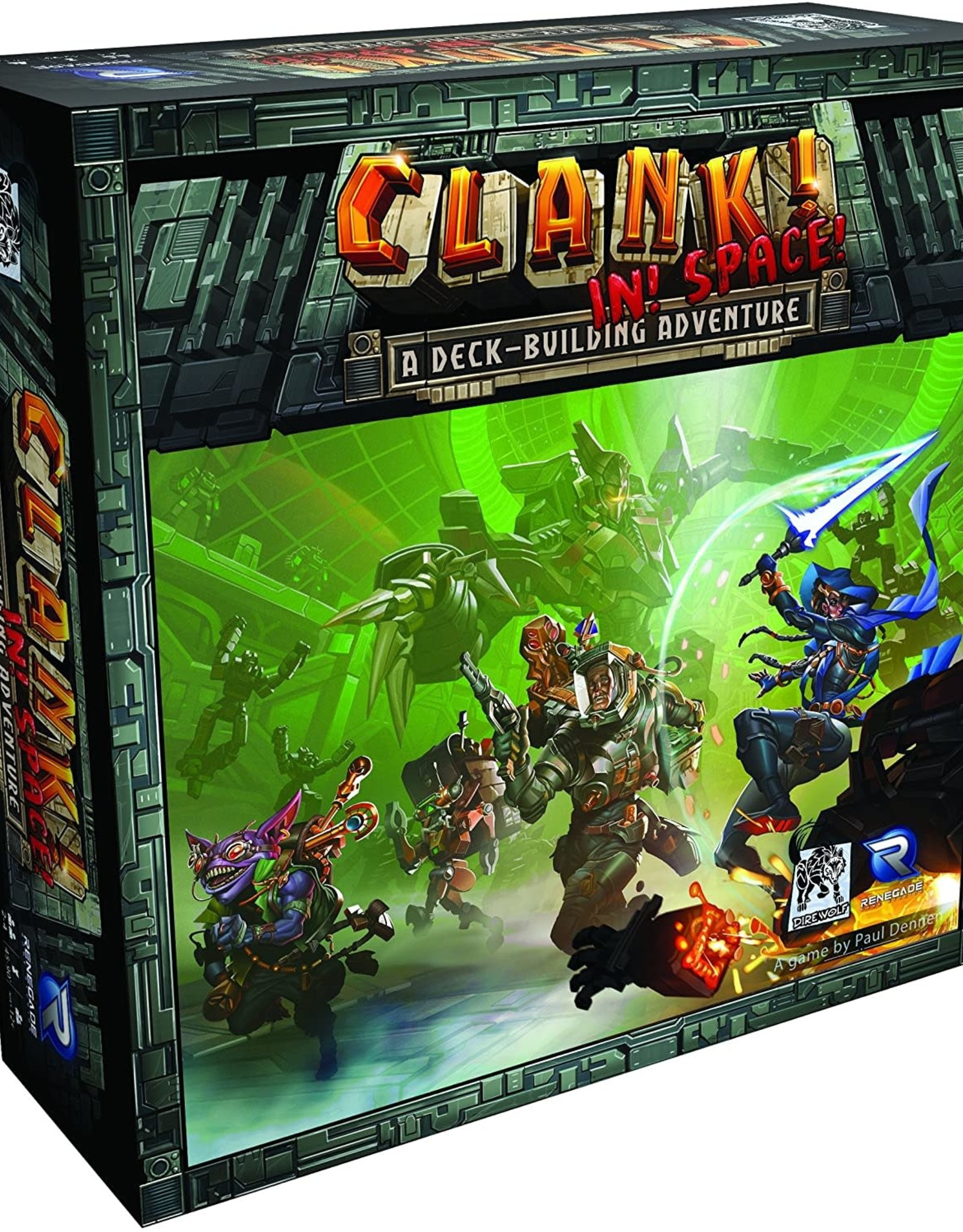 Renegade Games Clank! In! Space!