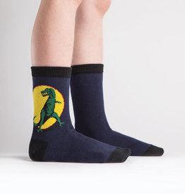 Sock It To Me Junior Crew: T-Rex