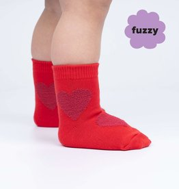 Sock It To Me Toddler Crew: Sweet Hearts