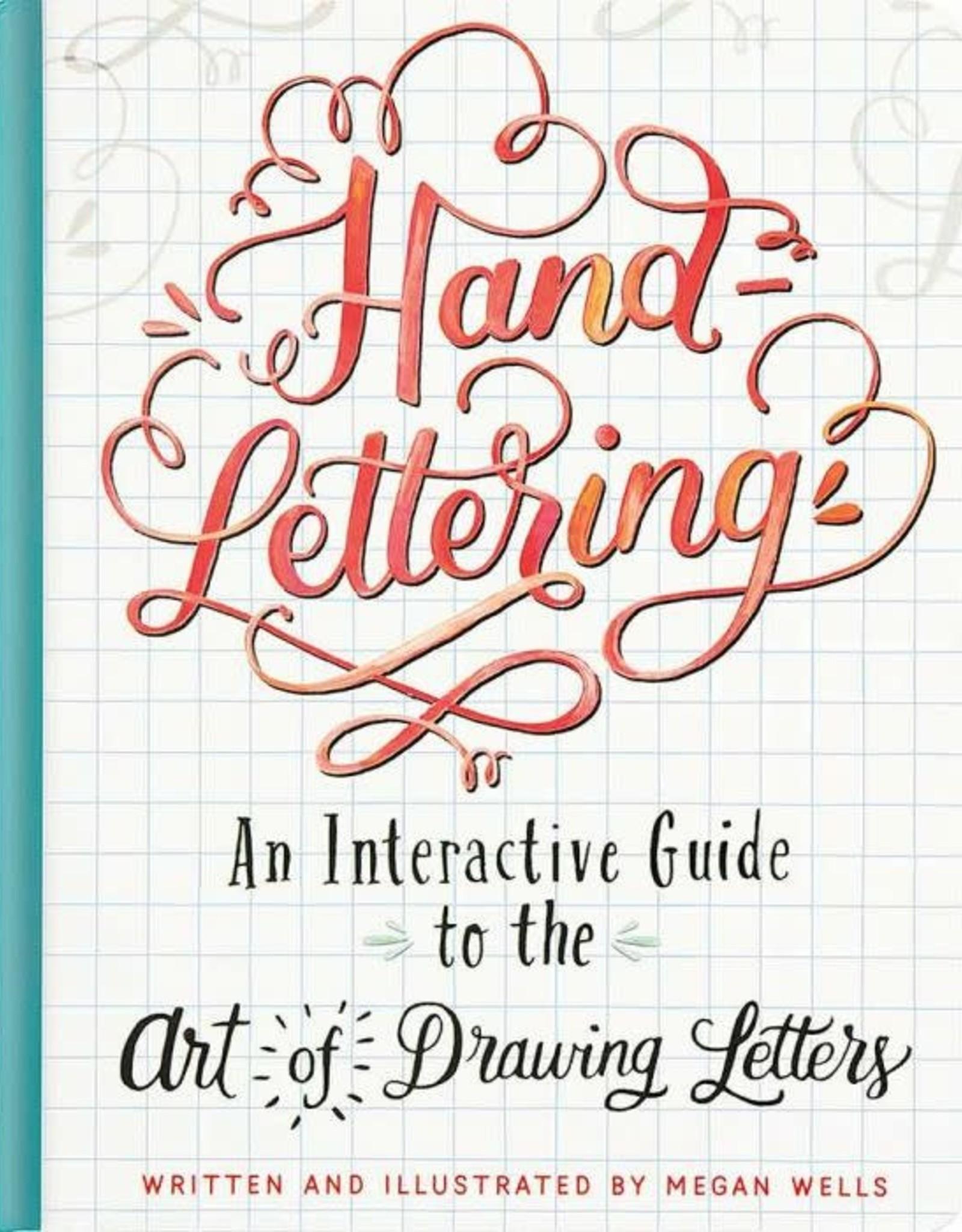 Peter Pauper Press HAND-LETTERING
