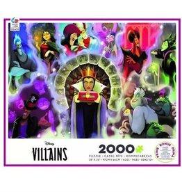 Ceaco Villains 2 Disney 2000pc